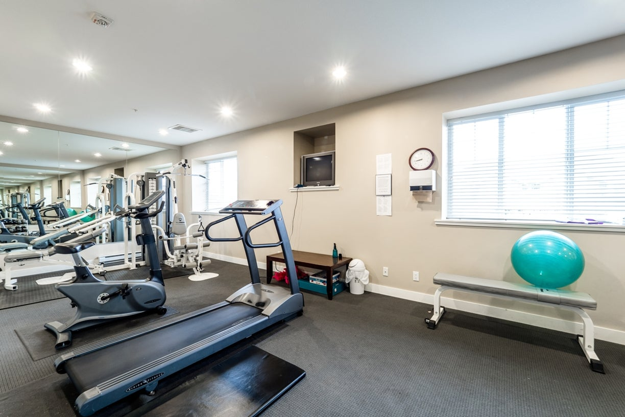 Complex Exercise room