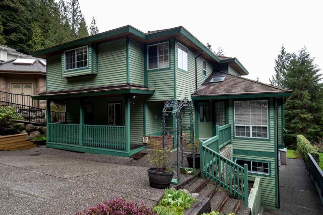 2542 BADGER ROAD - Deep Cove House/Single Family for sale, 5 Bedrooms (R2046120) #1