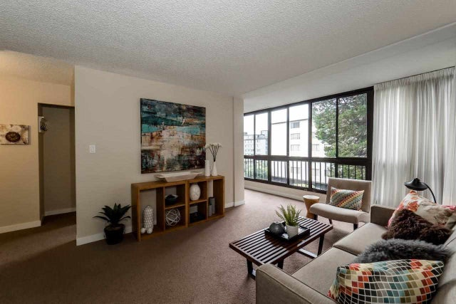304 650 16TH STREET - Ambleside Apartment/Condo for sale, 1 Bedroom (R2056389) #4