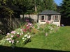 Back Yard with Garden Shed/Children's Playhouse